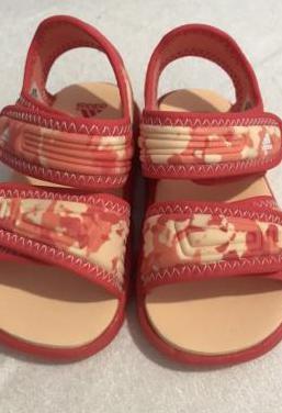 Sandalias adidas originales talla 20