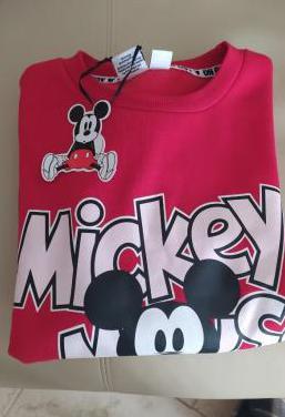 Sudadera de mickey mouse original,nueva