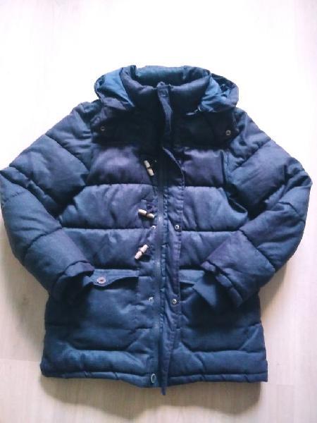 Abrigo trenka niño azul marino 14 16 años