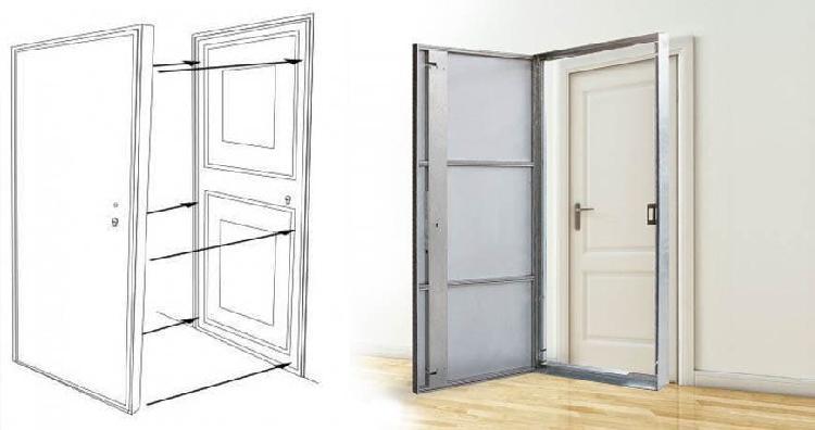 Alquiler de puertas anti-okupa