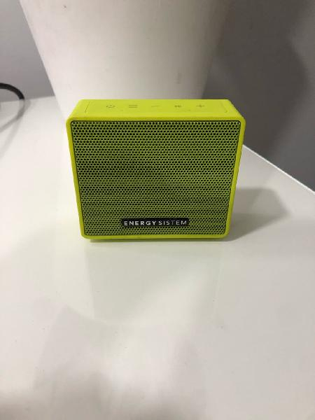 Altavoz portátil bluetooth energy music box 1