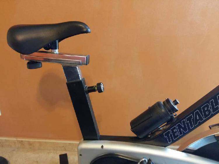 Bicicleta estática de spinning sp 100 tentable