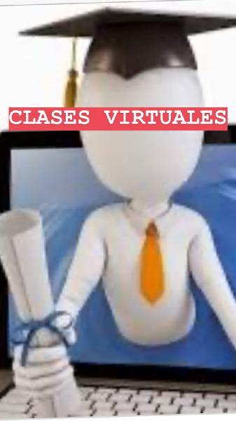 Clases virtuales primaria