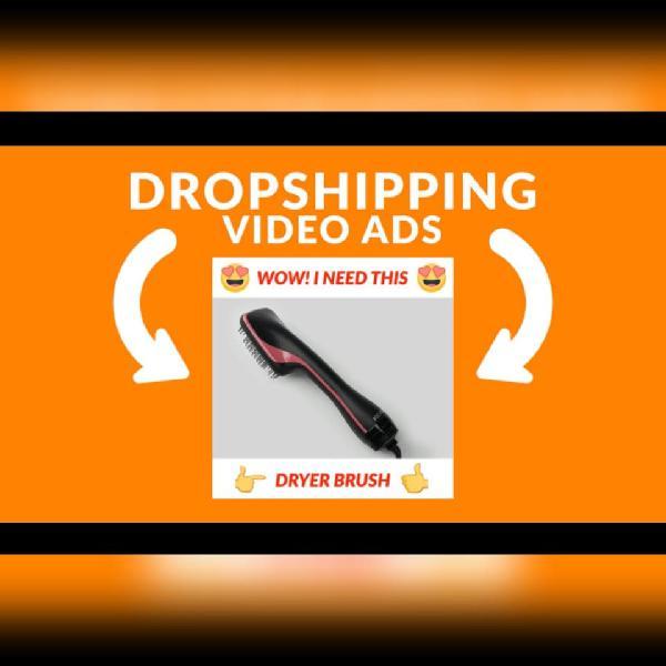 Crear video anuncios para productos dropshipping