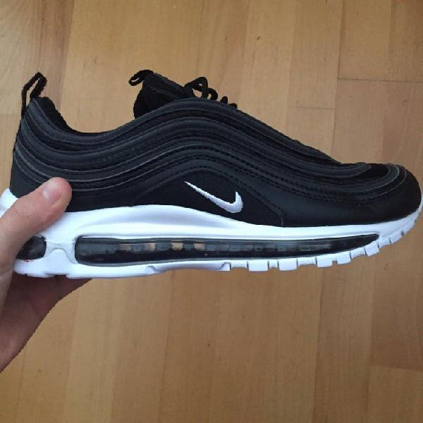 Nike airmax 97 black white