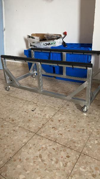 Plataforma bancada moto de agua