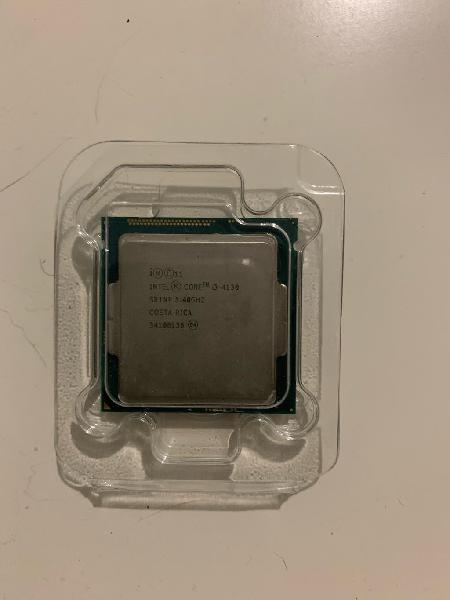 Procesador intel i3 4130