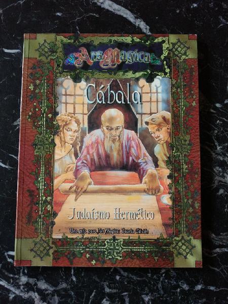 Rol ars magica cabala judaismo mitico (la factoria