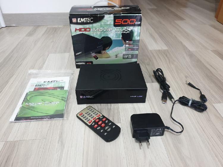Reproductor multimedia emtec