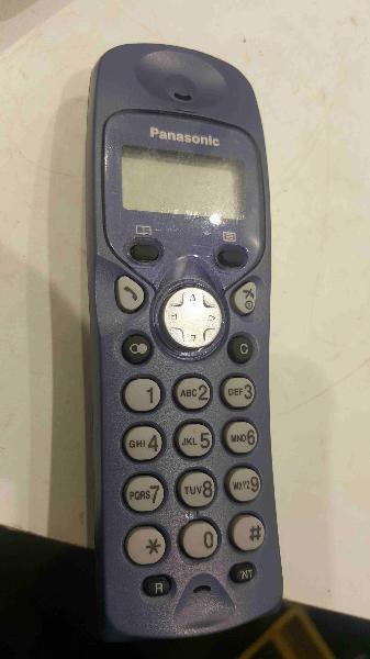 Telefono inalambrico panasonic kx-a143exf