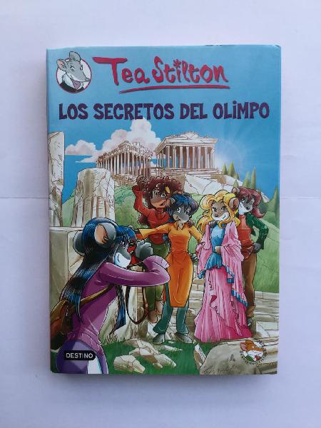 Tea stilton, los secretos del olimpo