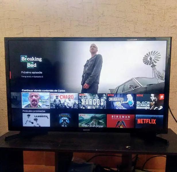 Televisión samsung led