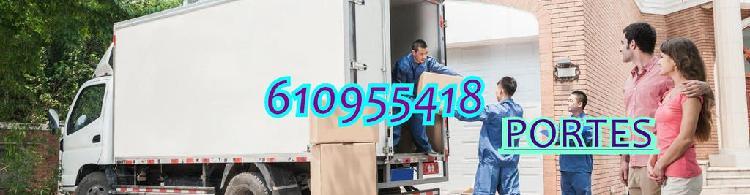 Transportes, mudanzas y traslados express a
