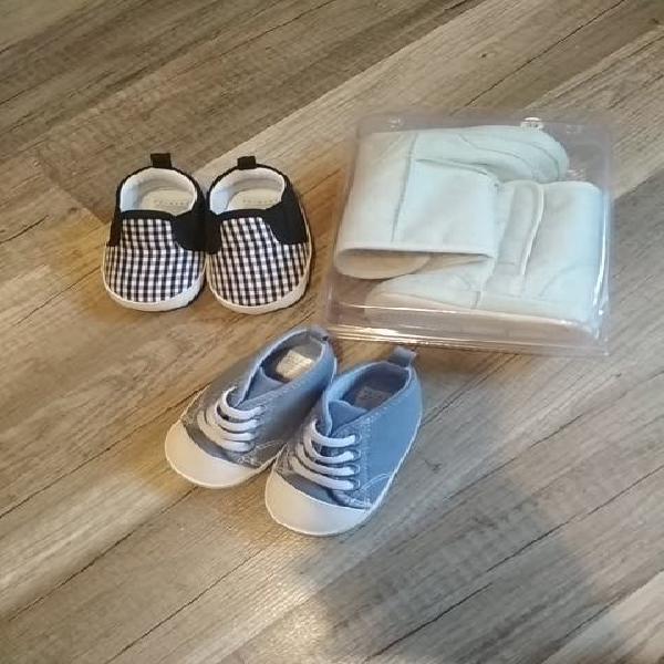 Zapatos bebé niño