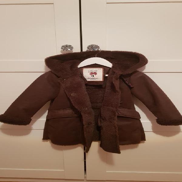 Abrigo niña 4 años de tizzas