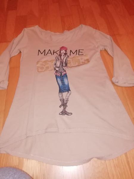 Camiseta chica,