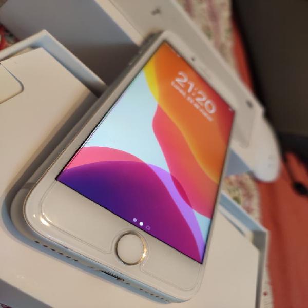 Iphone 7 blanco nuevo