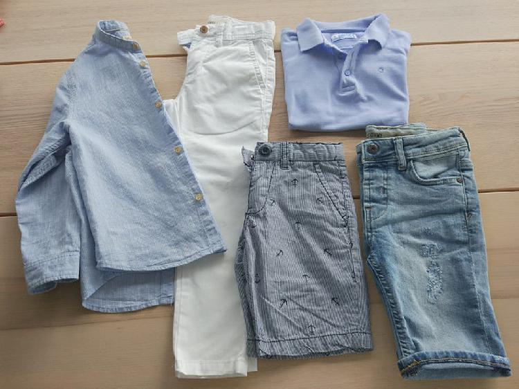 Lote ropa niño 4-5 años
