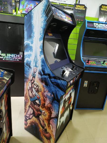 Maquinas recreativas arcade para explotacion