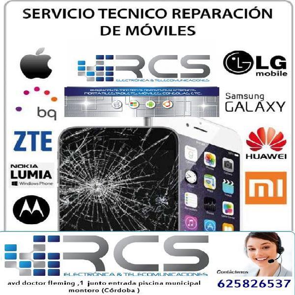 Reparar móvil, tablet o portatil 625826537