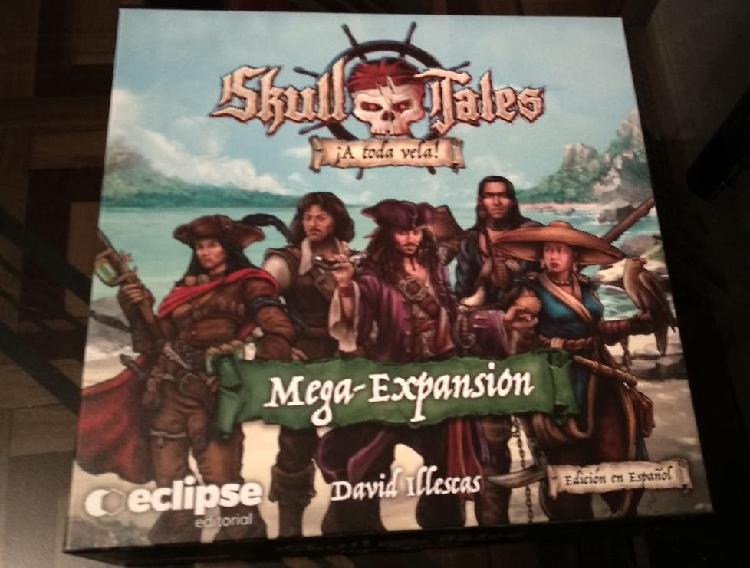 Skull tales expansión