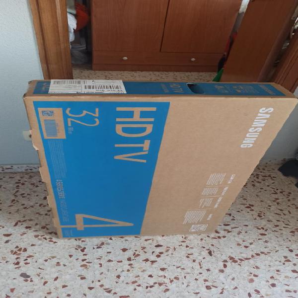 Vendo television samsung 32 pulgadas nueva smarttv