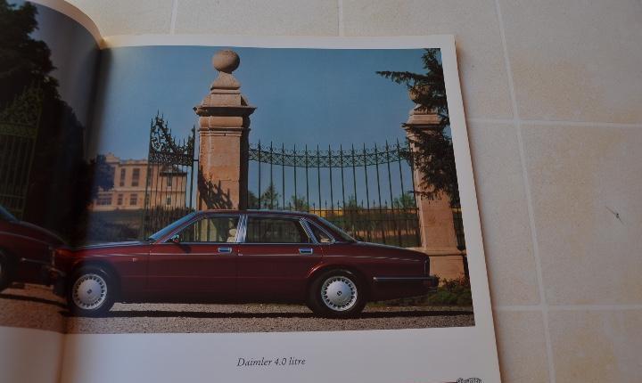 1991 catálogo daimler gran formato