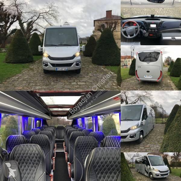 Autocar Iveco de turismo International ERENER Euro 6 usado