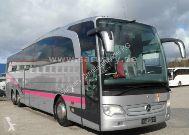 Autocar Mercedes de turismo O 580 16 RHD M/Travego/ 52 Sitze