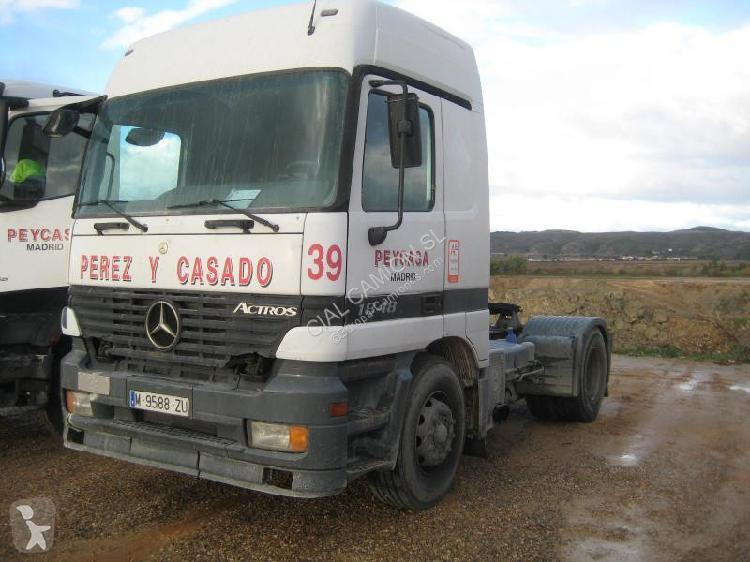 Cabeza tractora Mercedes estándar Actros 1844 L 4x2 Diesel