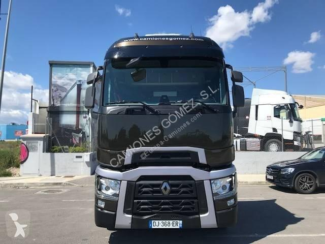 Cabeza tractora Renault estándar Gamme T 520 4x2 Diesel