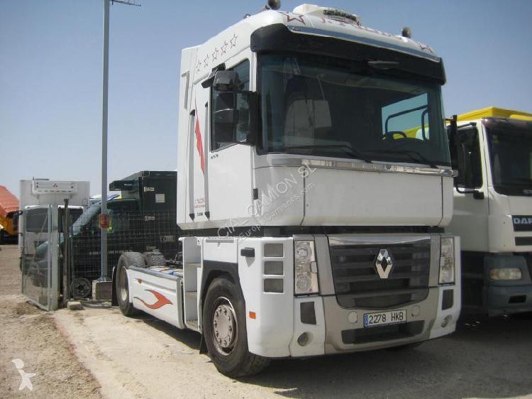 Cabeza tractora Renault estándar Magnum 520 DXI 4x2 Diesel