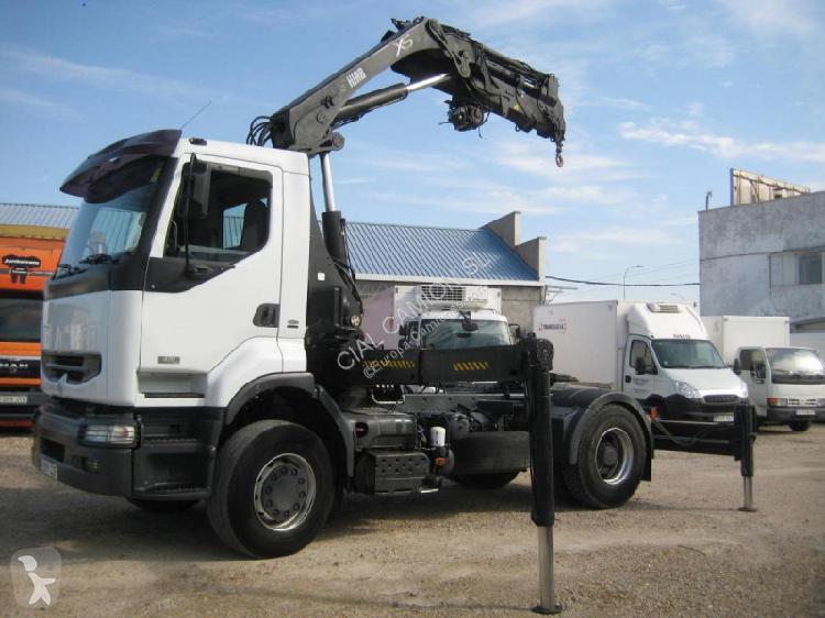 Cabeza tractora Renault estándar Premium 420 DCI 4x2 Diesel