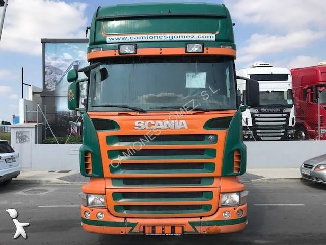Cabeza tractora Scania estándar R 480 4x2 Diesel Euro 4