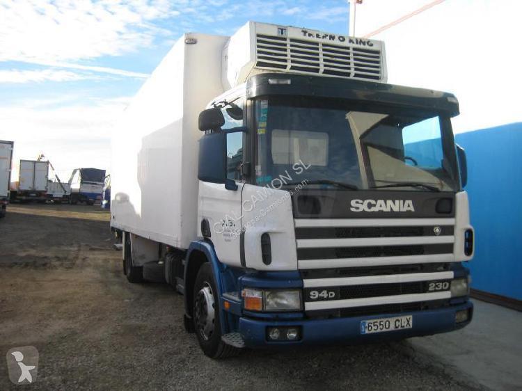 Camión Scania frigorífico mono temperatura P 94-230 4x2