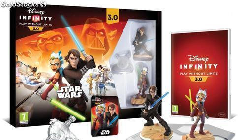 Disney infinity 3: pack de inicio xbox360. star wars
