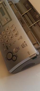 Fotocopiadora fax teléfono panasonic