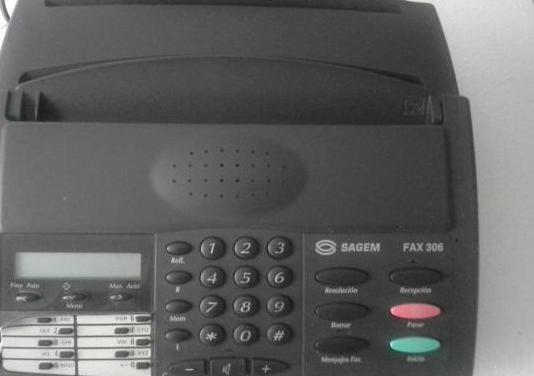 Fax, telefono, contestador