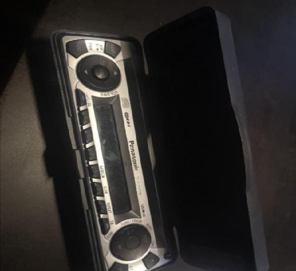 Frontal para coche radio panasonic radio panasonic cq-c 1011