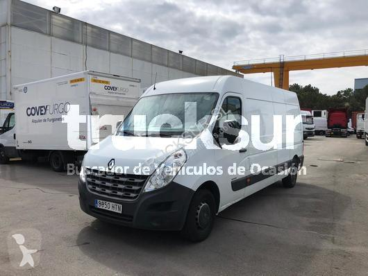 Furgoneta furgón Renault Master 125.35 4x2 usado