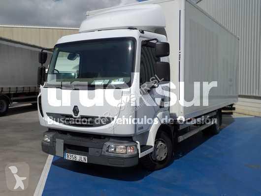 Furgoneta furgón Renault Midlum 220.80 4x2 usado