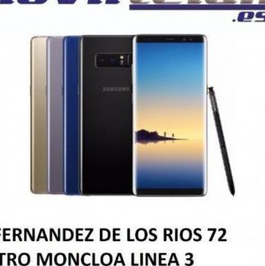 Galaxy note 9 128gb dual sim negro muy buen es...