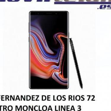 Galaxy note 9 512gb dual sim negro impecable c...