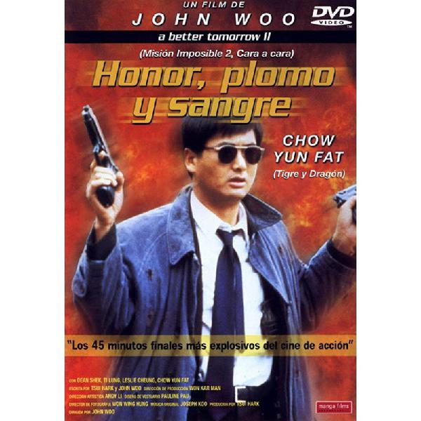 Honor, plomo y sangre (A Better Tomorrow II)