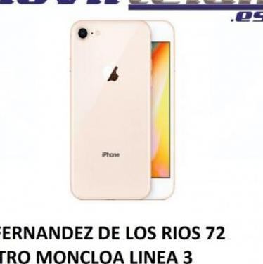 Iphone 8 64gb gold buen estado telefono mas ca...