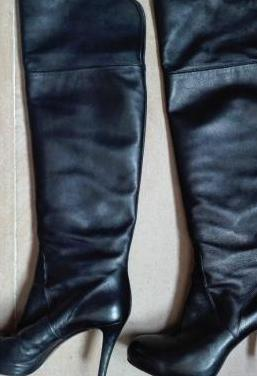 Latouche botas altas piel