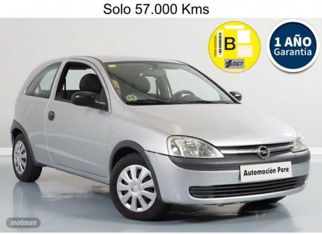 Opel corsa 1.2i 16v club pocos kms. 1 propietraia. de 2003