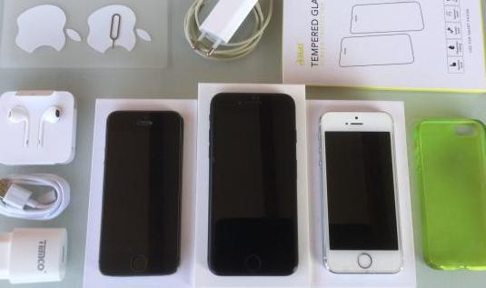 Pack iphones