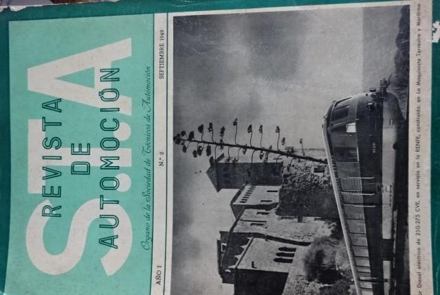 Revista s.t.a. num. 2 cochecito 3 ruedas david - visita