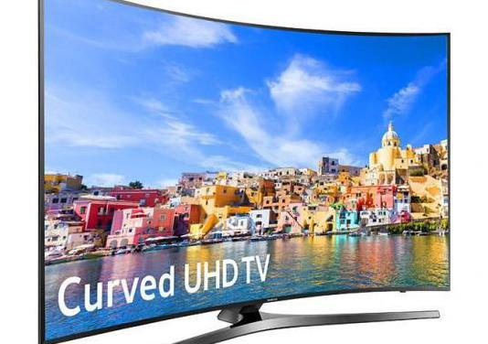 Smart tv samsung curved 49